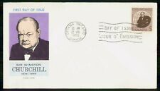 Mayfairstamps Canada FDC 1965 Sir Winston Churchill Fluegel First Day Cover wwe_
