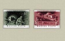 Hungary 1953. Metro trains / railways set MNH (**) Mi.: 1281-1282