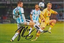 MK DONS HAND SIGNED BEN REEVES 6X4 PHOTO.