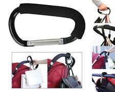Pram Strong Hook Baby Stroller Hooks Shopping Bag Clip Carrier Pushchair Hanger