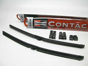 "1996-2019 Western Star Tractor Truck CHAMPION 20"" ALL-WEATHER Wiper Blades PAIR"