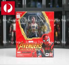 Bandai S.H.Figuarts Iron Spider Avengers Infinity War Japan version shf