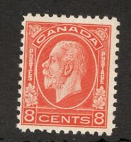 #200 - Canada - 1932 - 8 Cent - MNH - Disturbed Gum - F -  superfleas