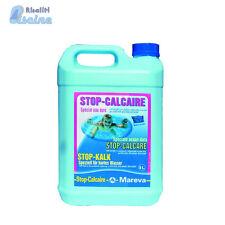 Stop-Calcare 5 l anticalcare Mareva x lo scioglimento del calcare acqua piscina
