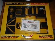 Corvette Racing Transporter - Garage Serie - GMP 1/18  - Limited -  Sold Out !
