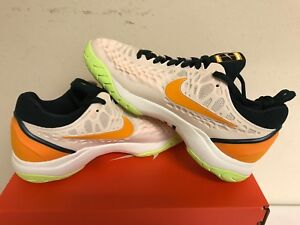 Nike Women's Zoom Cage 3 Tennis Shoe Style #918199 800