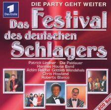 Festival du allemand Hits-la fête continue Achim reichel, [double CD]