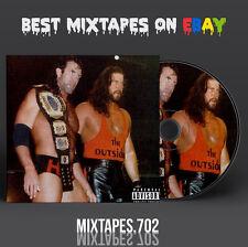 Westside Gunn - Hall & Nash Mixtape (Artwork CD/Front/Back Cover) Conway GXFR