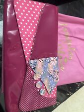 Irregular Choice Pink Clutch/ Bag
