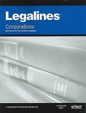 Legalines on Corporations, 7th, Keyed to Choper-ExLibrary