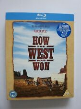 How The West Was Won [Blu-ray][UK Import] - Neu in Folie