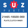 21465-10G00-000 Suzuki Plate,clutch inner 2146510G00000, New Genuine OEM Part