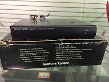 NEW HARMAN KARDON CA212 HIGH FIDELITY 12W X 2 CAR AMPLIFIER