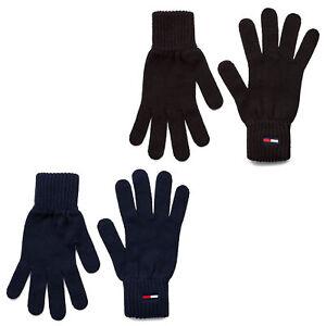 Mens Tommy Hilfiger Basic Knit Flag Gloves