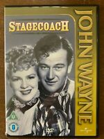 Stagecoach DVD 1938 Western Film Classico Con John Wayne