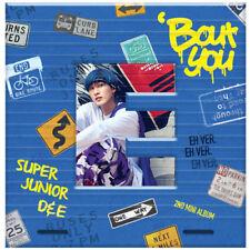 K-pop SUPER JUNIOR D&E - BOUT YOU [2nd Mini Album] (SJUNIDE02MN)