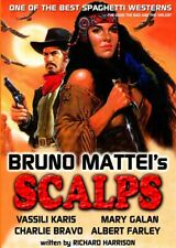 Bruno Mattei SCALPS (1987) One of the Best Spaghetti Westerns NewDVD in ENGLISH