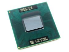 New Intel Core 2 Duo T7700 CPU 2.40GHz 4MB OEM SLAF7 **Fast Ship From US**