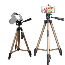Mini Tripod for Nikon Sony Canon DSLR Cameras Tripod with Holder for Phones