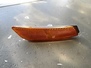 03 04 05 06 07 Cadillac CTS V LH Front Bumper Side Marker Light 25699380 Caddy