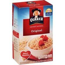 Quaker Original Instant Oatmeal Hot Cereal