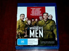Monuments Men - RB Bluray - George Clooney