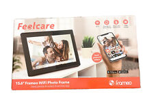 "Feelcare 15.6"" Smart Wifi Photo Frame HN-DPF1560 BLACK.  Open Box"