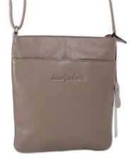 Tasche 100% Leder Damentasche Handtasche Umhängetasche Schultertasche klein