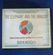 The Elephant & the Dragon CD Audiobook Robyn Meredith~Rise of India & China