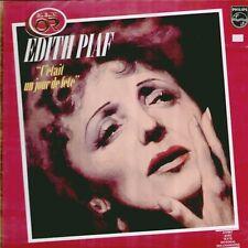 """EDITH PIAF """" C' ETAIT UN JOUR DE FETE """" LP NUOVO INCLUDE LIBRETTO CON TESTI"""