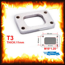 T2 8 Bolt Turbo Exhaust Flange Manifold Header Steel T25 T28 GT25 GT28R GT28RS