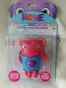 Dreamworks Home Movie Oh Figure Red New