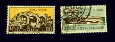 Italy Stamp 1959-60 / Rome Olympics /  Set of 2 /   Used