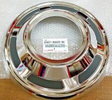 Toyota Land Cruiser 1969-1984 FJ40 Wheel Cover Hub Cap Genuine With Hole