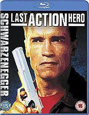 LAST ACTION HERO - BLU-RAY - REGION B UK