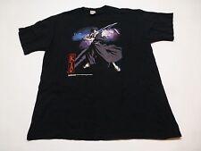 Mens Size XL Black Samurai Deeper KYO Graphic T Shirt New