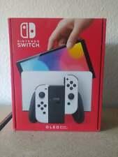 Nintendo Switch OLED-Modell weiß 64GB NEU / OVP Händler ? Rechnung ? DHL ?