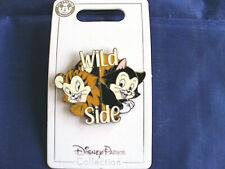 Disney * WILD SIDE - KITTY CATS - FIGARO * New on Card Character Trading Pin
