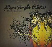 STONE TEMPLE PILOTS WITH CHESTER BENNINGTON-HIGH RISE-JAPAN ONLY SHM-CD DVD F/S