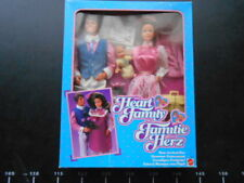 HEART FAMILY New Arrival Set deluxe Famiglia Cuore Mattel Vintage BARBIE