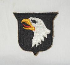 WW2 101st Airborne Paratrooper Patch Type 2 SSI Para Glider US RARE* WWII