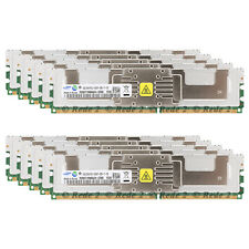 New 64GB KIT (8x8GB) PC2-5300F DDR2 667MHz ECC FBDIMM Server Memory RAM