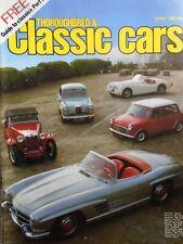 D'achat de voiture, Bentley, mercedes, jaguar, voitures entrant dans 20th Siècle libre p&p UK