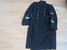Soviet Russian WW2 Original Navy Air Force Captain Overcoat