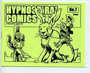Hypno Spiral Comics #7 Jacob Alvarez mini comic 2017 VF