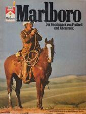 Marlboro Zigaretten - Reklame Werbeanzeige Original-Werbung 1980 (6)