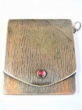 Antikes Streichholzetui Silber 800, 25,8 g