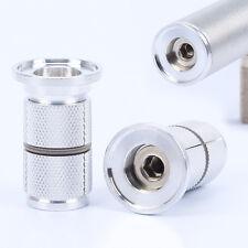 Bike Fork Expender Plug Reusable Steerer Tube Compressor Nut No Top Cap Screw