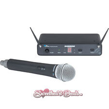 Samson Concert 99 Handheld Frequency-Agile Uhf Wireless System D: 542-566 Mhz
