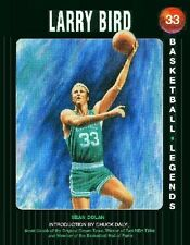 Larry Bird - Basketball Legends - HC 1st PRINT 1995 - Boston Celtics